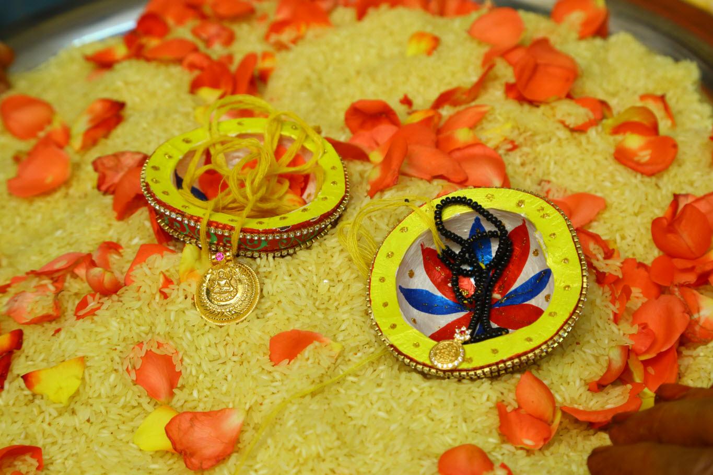 Prepare Mangala Suthram and Nalla Pusalu – Sonika Madala's ...